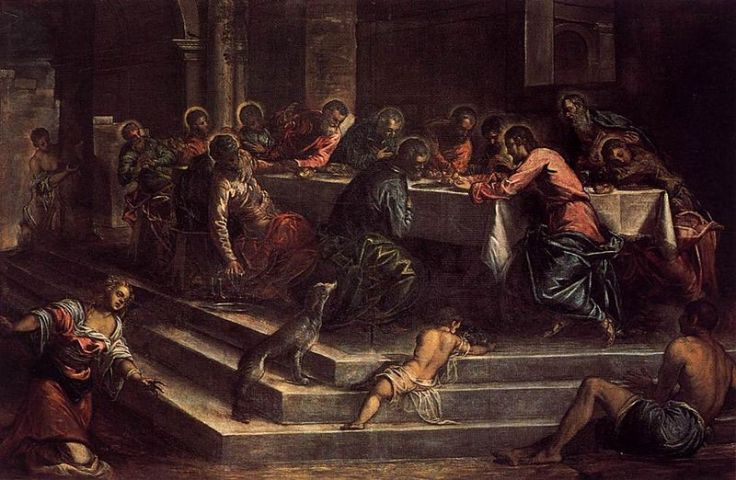 800px-Jacopo_Tintoretto_-_The_Last_Supper_-_WGA22613